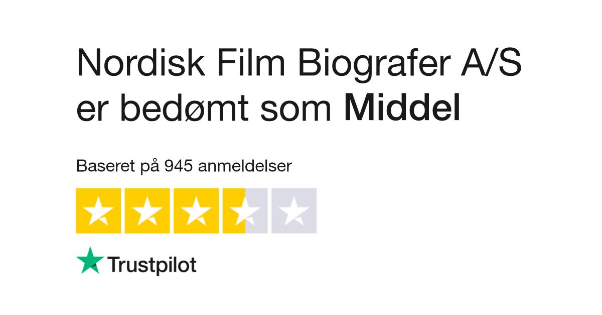 Anmeldelser Af Nordisk Film Biografer As Læs Kundernes