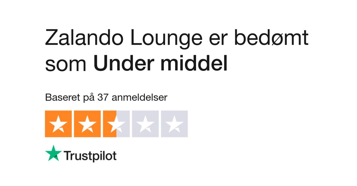 561e5a2089be Anmeldelser af Zalando Lounge