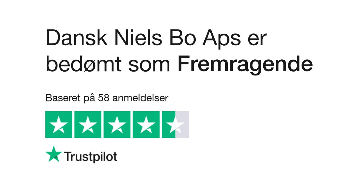Anmeldelser Af Dansk Niels Bo Holding Laes Kundernes Anmeldelser Af Nielsbo Dk