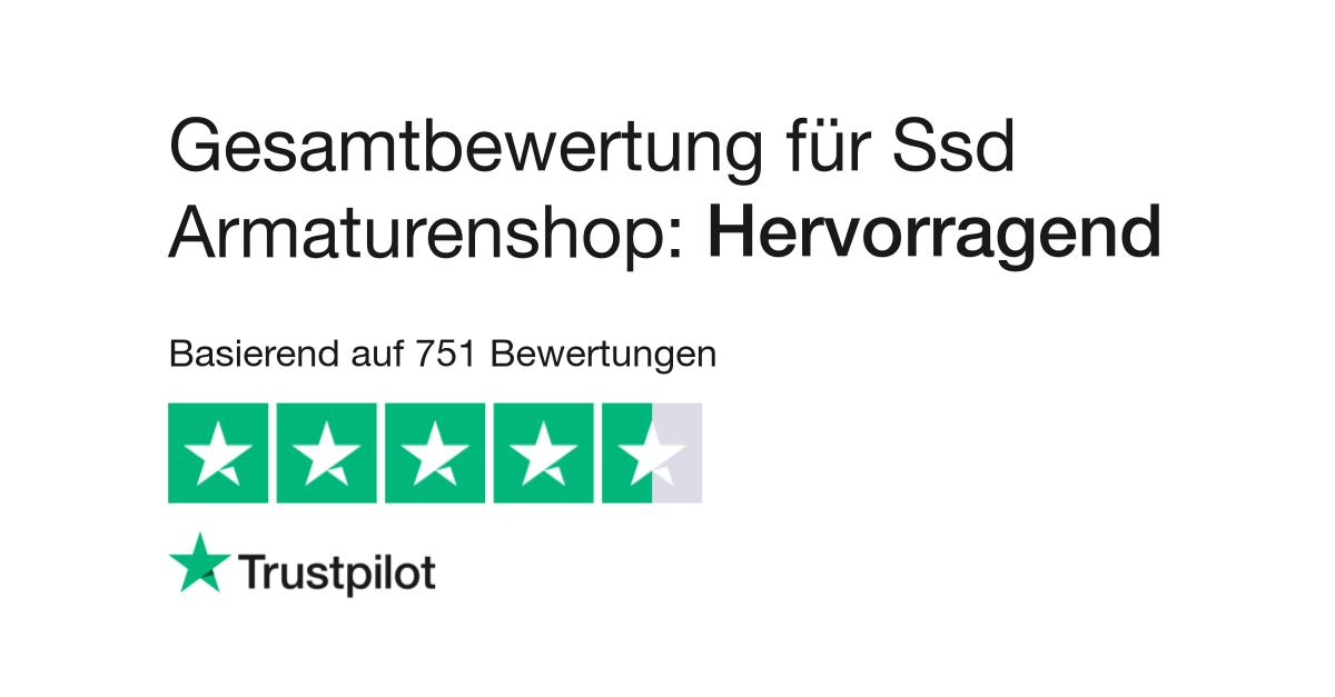 Bewertungen von Ssd Armaturenshop | Kundenbewertungen von www.ssd ...