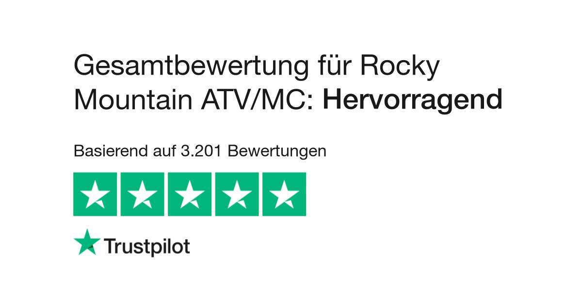 Bewertungen von Rocky Mountain ATV/MC | Kundenbewertungen