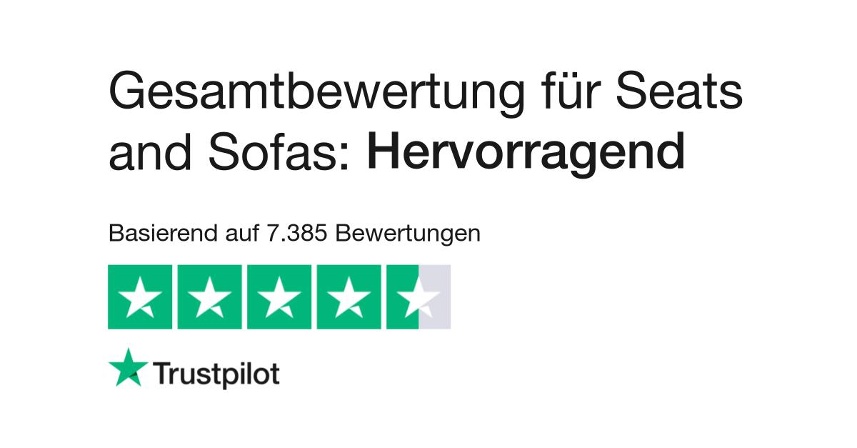 Bewertungen von Seats and Sofas | Kundenbewertungen von ...