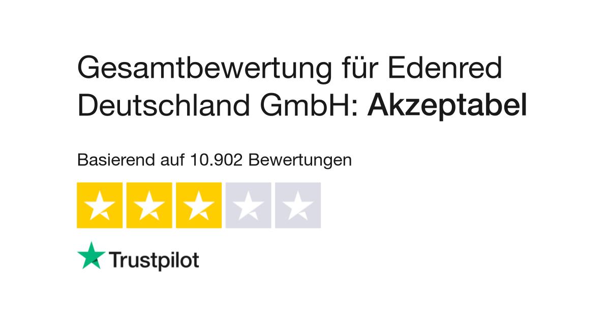 Www Mein Edenred De Karte Registrieren.Bewertungen Von Edenred Deutschland Gmbh Kundenbewertungen Von