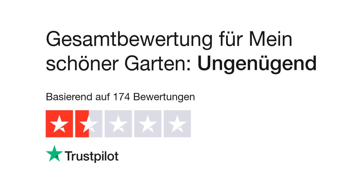 Bewertungen Zu Mein Schoner Garten Lesen Sie Kundenbewertungen Zu Www Mein Schoener Garten De