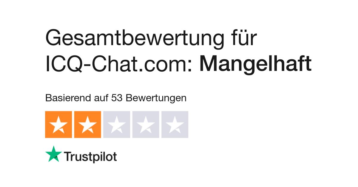 Bewertungen von ICQ-Chat com | Kundenbewertungen von icq