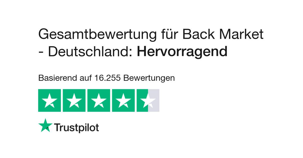 Back Market Bewertung