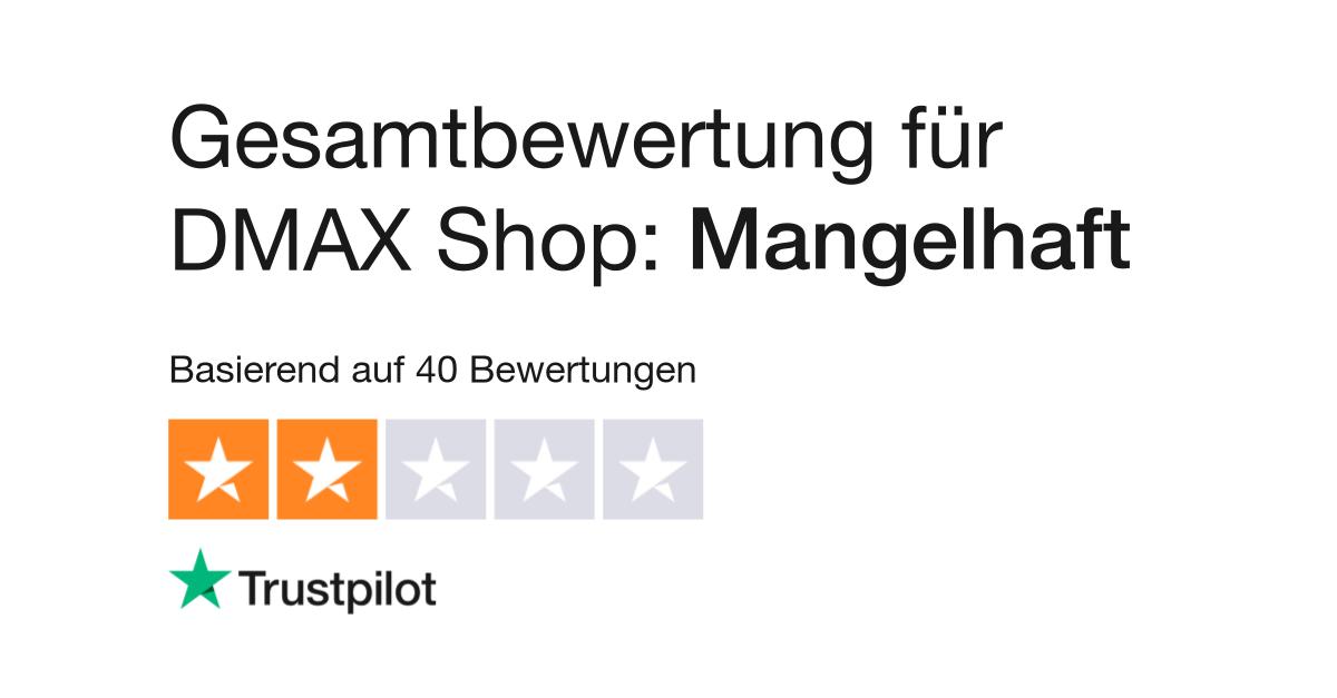 Www.Dmax-Shop.De