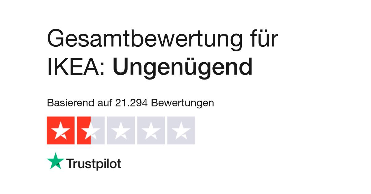 Bewertungen Von Ikea Kundenbewertungen Von Wwwikeacom Lesen