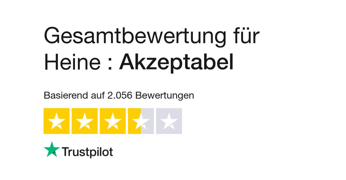 neue Produkte für Original- preiswert kaufen Bewertungen zu Heine | Lesen Sie Kundenbewertungen zu www ...