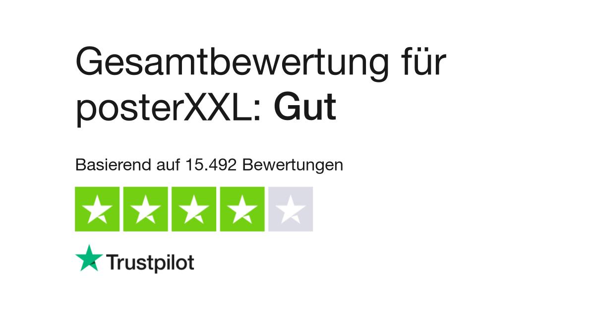 Bewertungen Von Posterxxl Kundenbewertungen Von Wwwposterxxlde Lesen