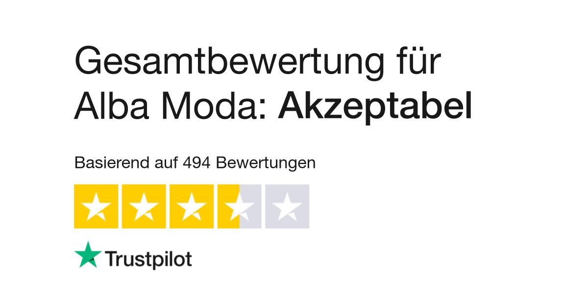 finest selection 95c7a 13e30 Bewertungen zu Alba Moda | Lesen Sie Kundenbewertungen zu ...