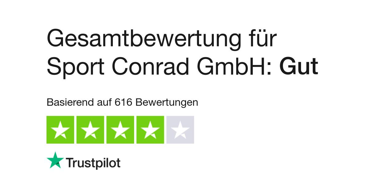 Zu Conrad Bewertungen Sie GmbhLesen Sport hdtsQrC
