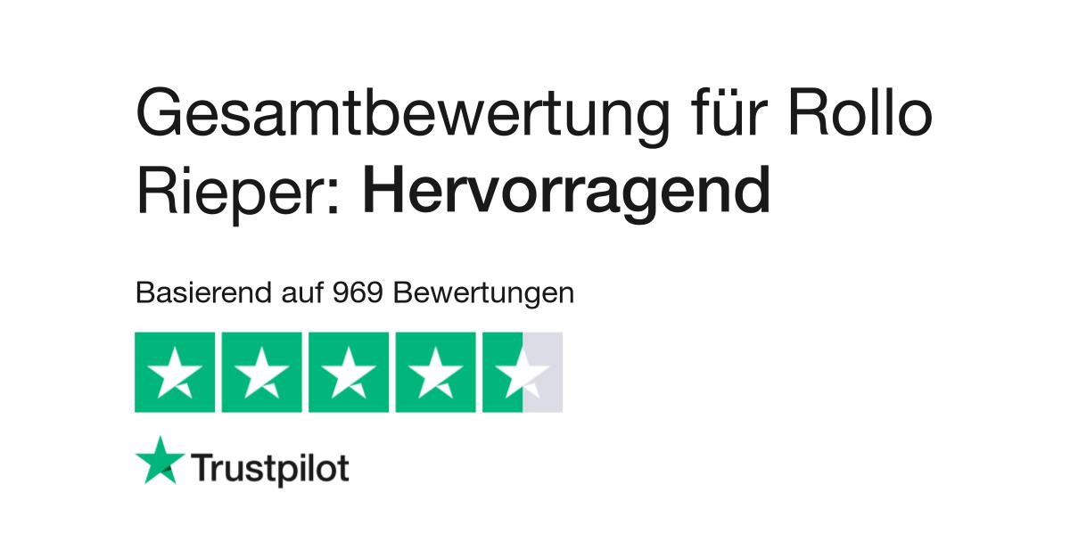 Bewertungen von Rollorieper | Kundenbewertungen von www.rollorieper ...