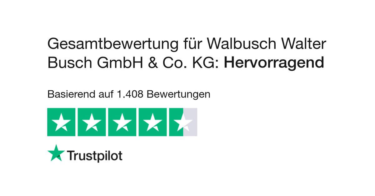 Verkaufsförderung hoch gelobt bestbewerteter Beamter Bewertungen zu Walbusch Walter Busch GmbH & Co. KG | Lesen ...