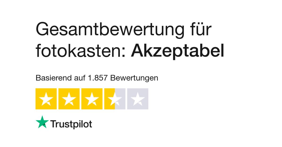 low price amazing selection lowest discount Bewertungen zu fotokasten   Lesen Sie Kundenbewertungen zu ...