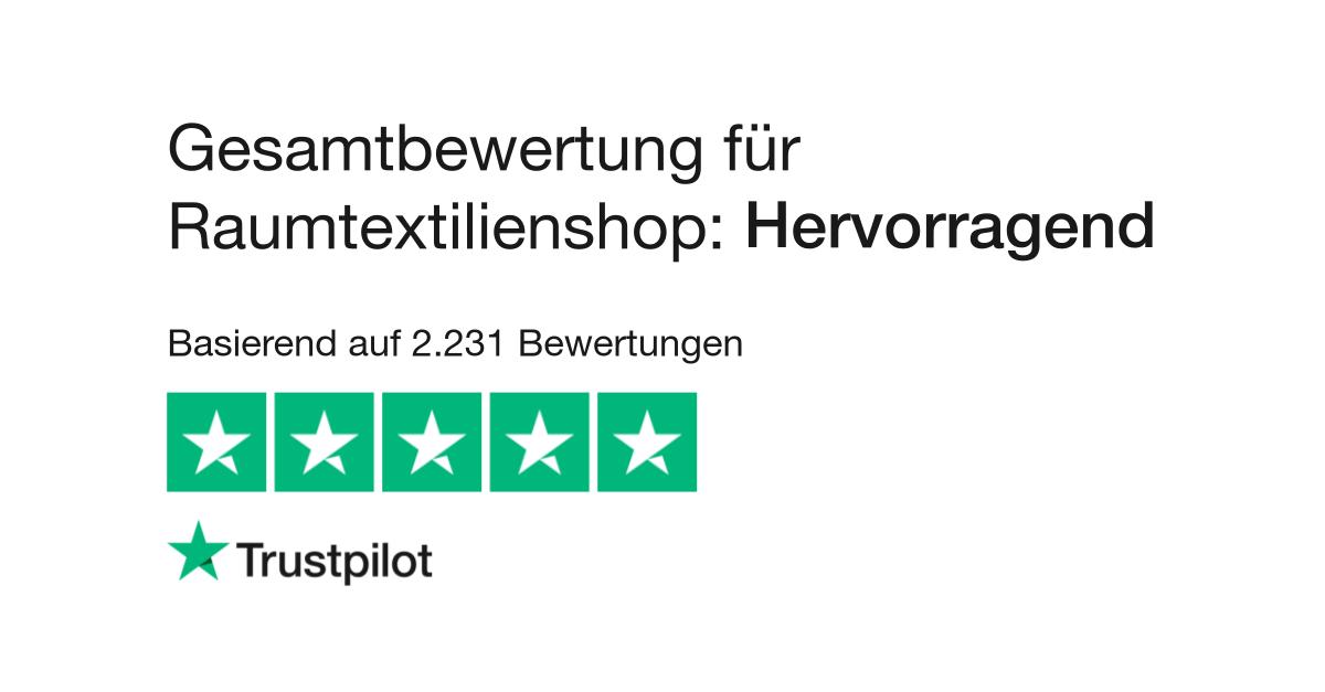 Bewertungen von Raumtextilienshop | Kundenbewertungen von www ...