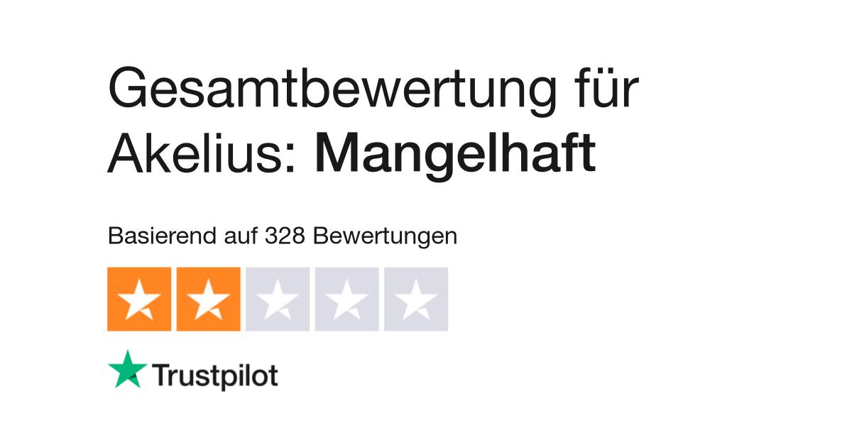 Bewertungen von Akelius | Kundenbewertungen von www.akelius.se lesen