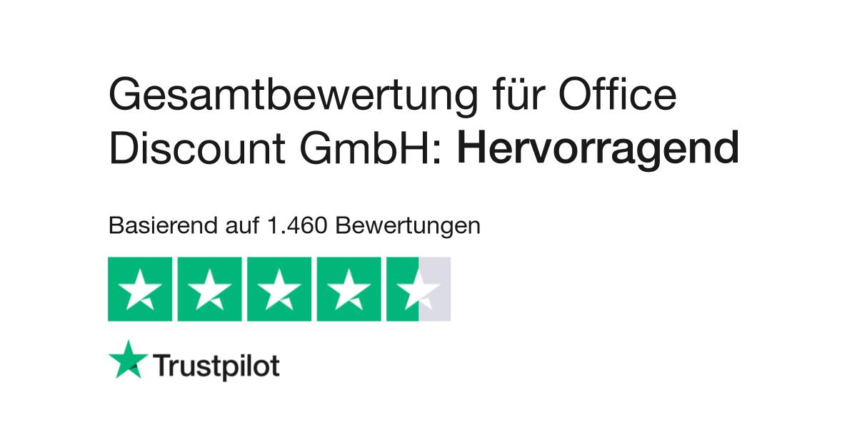 Bewertungen Von Office Discount Gmbh Kundenbewertungen Von Www
