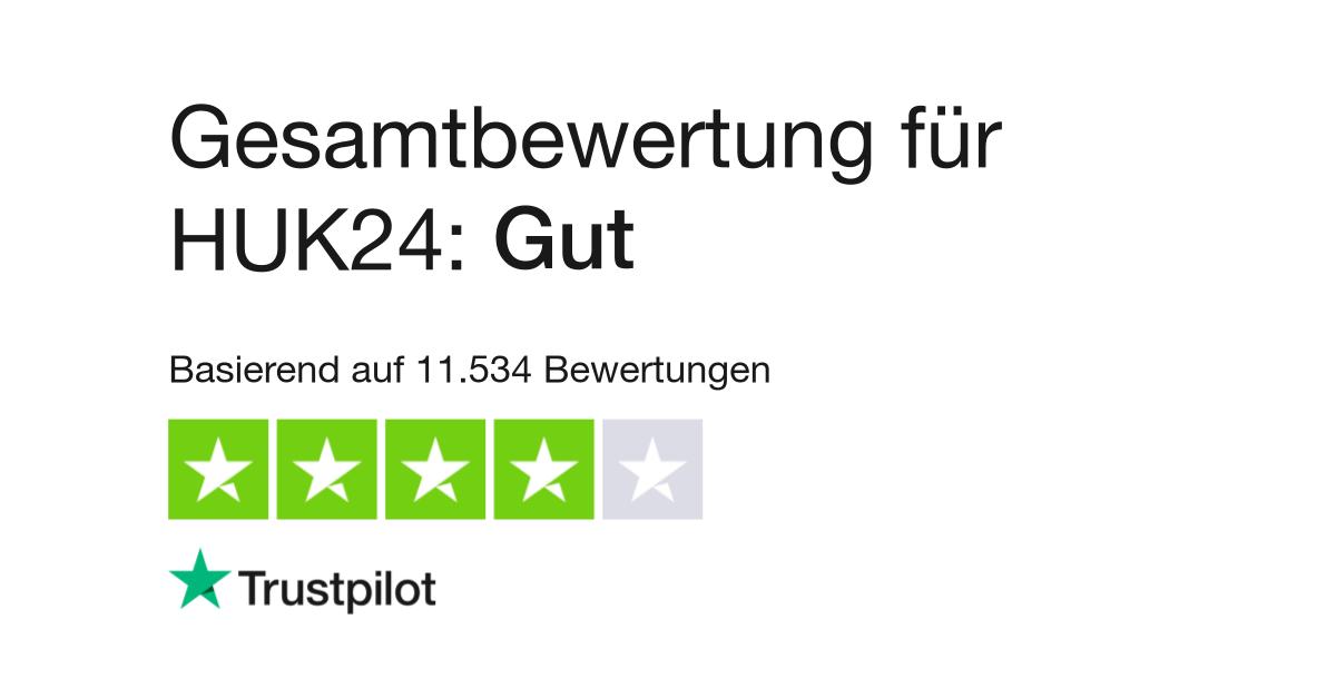 Bewertungen Von Huk24 Kundenbewertungen Von Huk24 De Lesen