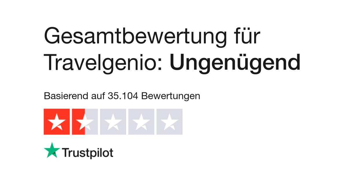 Bewertungen von Travelgenio | Kundenbewertungen von www