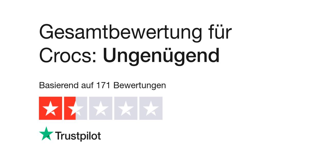 the latest bbe6e da77f Bewertungen zu Crocs   Lesen Sie Kundenbewertungen zu www ...