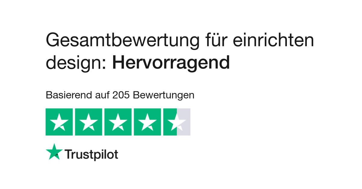 Bewertungen von Einrichten Design | Kundenbewertungen von www ...