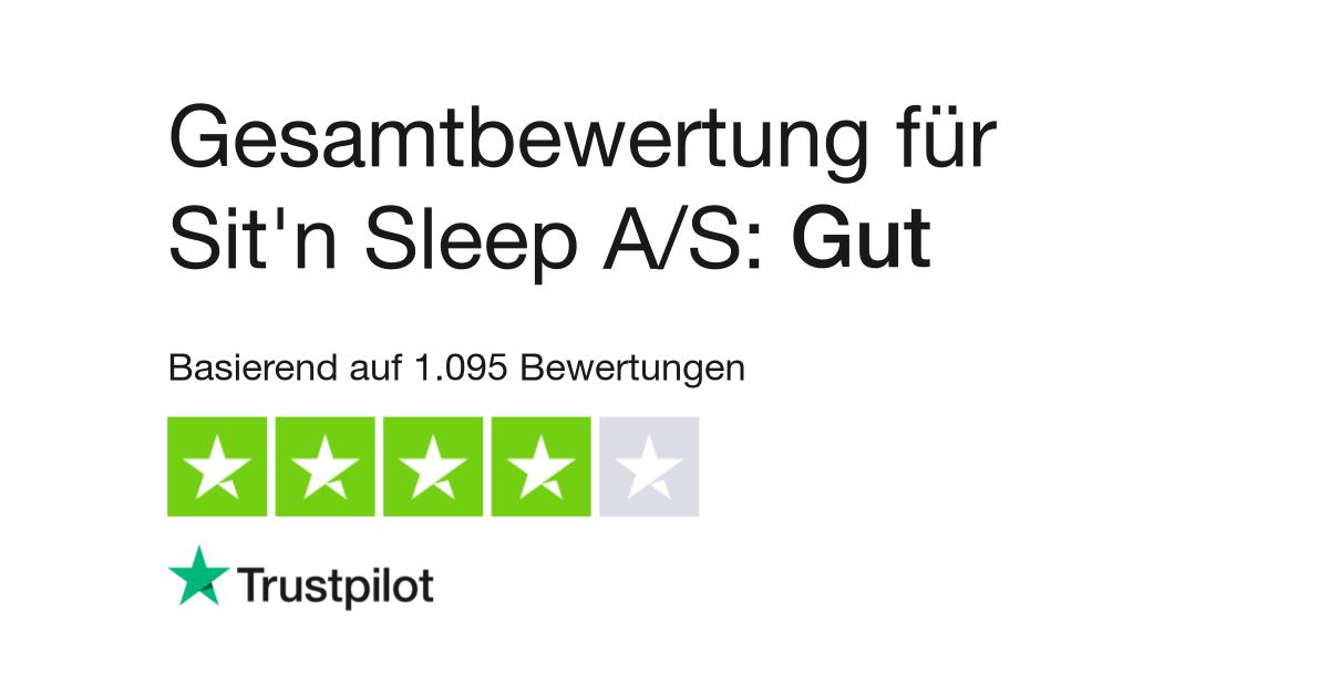 Bewertungen Von Sitn Sleep As Kundenbewertungen Von Sitnsleepdk