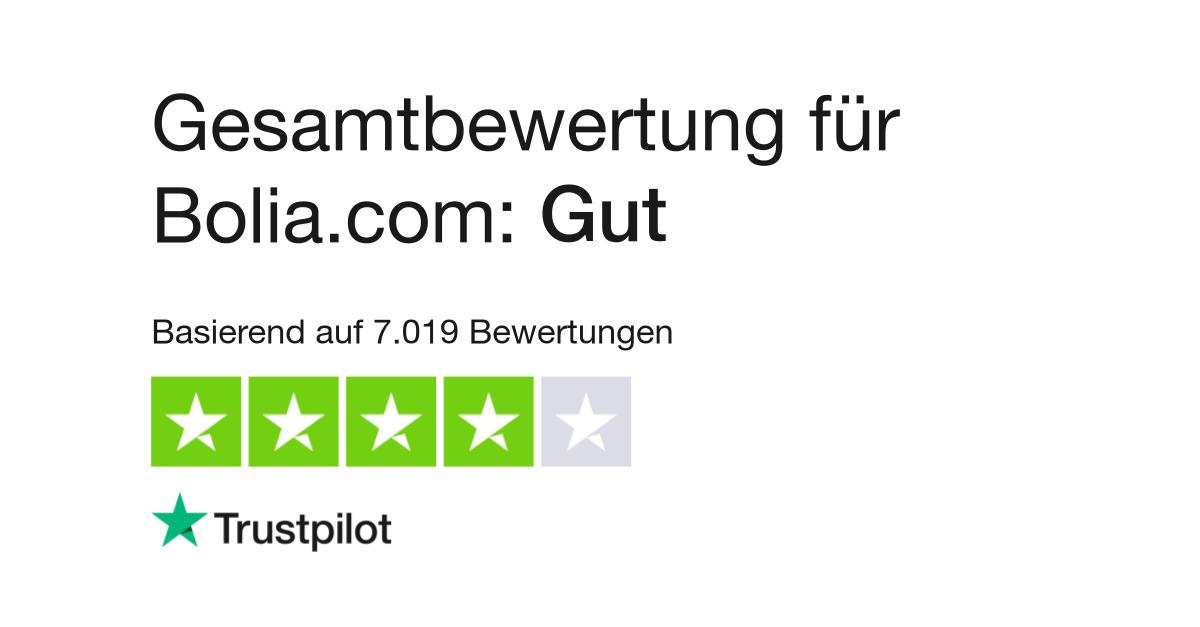 Bewertungen Von Boliacom Deutschland Kundenbewertungen Von Bolia