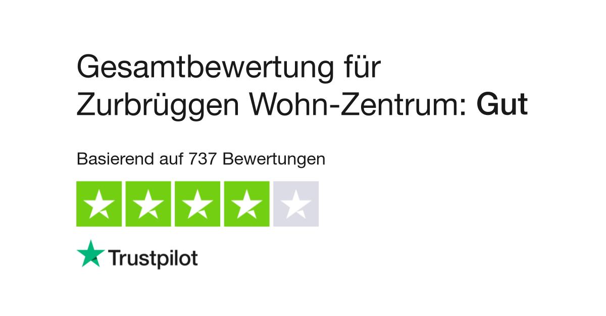 f6fe1d4df1 Bewertungen von Zurbrüggen Wohn-Zentrum | Kundenbewertungen von  zurbrueggen.de lesen