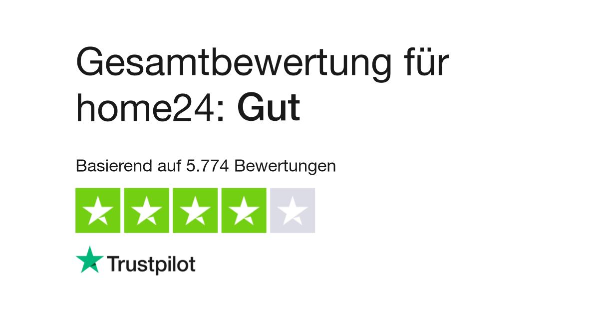 Bewertungen Von Home24 Kundenbewertungen Von Wwwhome24ch Lesen