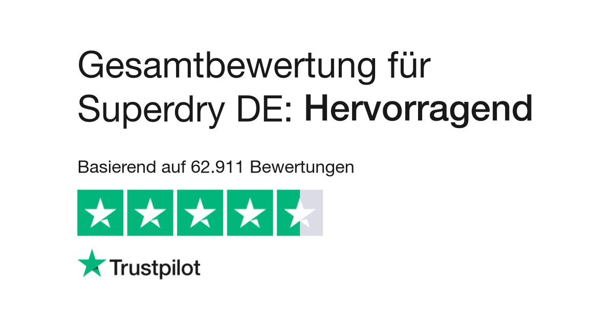 los angeles 862e1 7f3c1 Bewertungen zu Superdry DE | Lesen Sie Kundenbewertungen zu ...