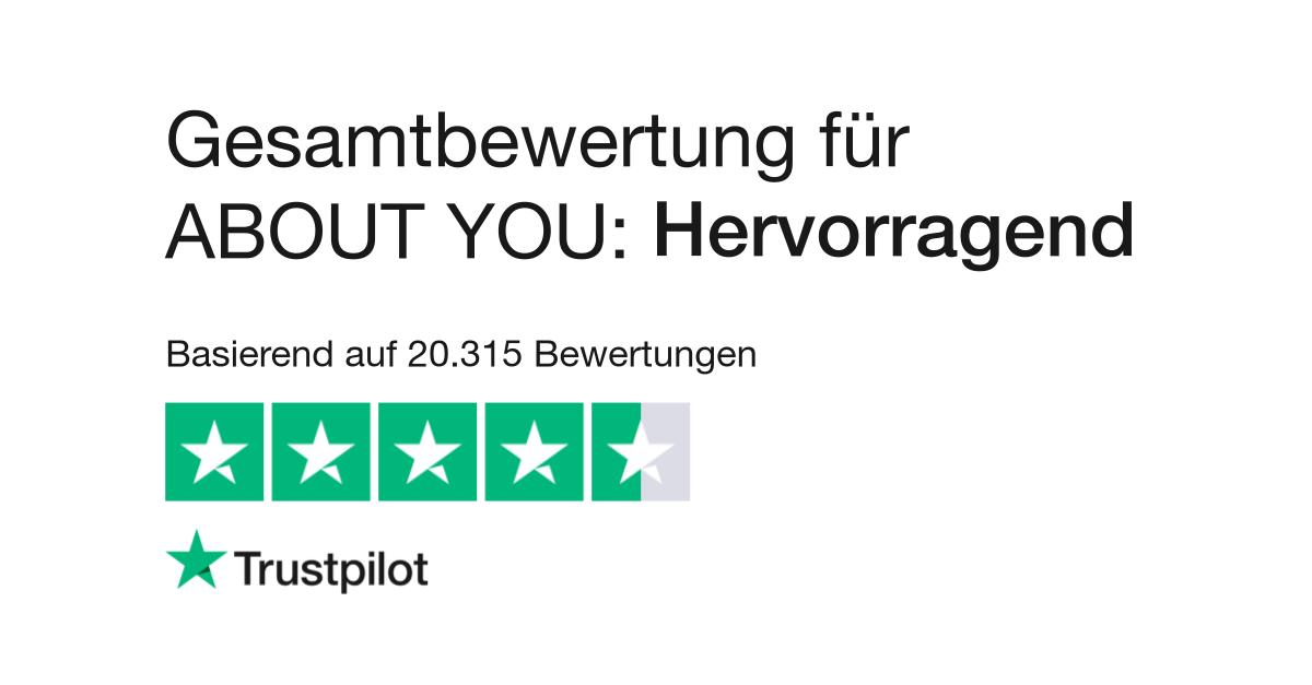 Bewertungen Von About You Kundenbewertungen Von Aboutyoude Lesen
