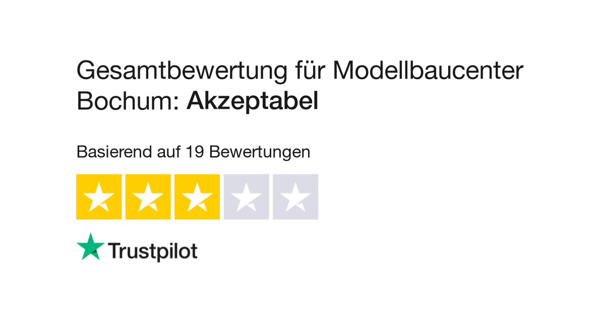 Modellbau Center Bochum