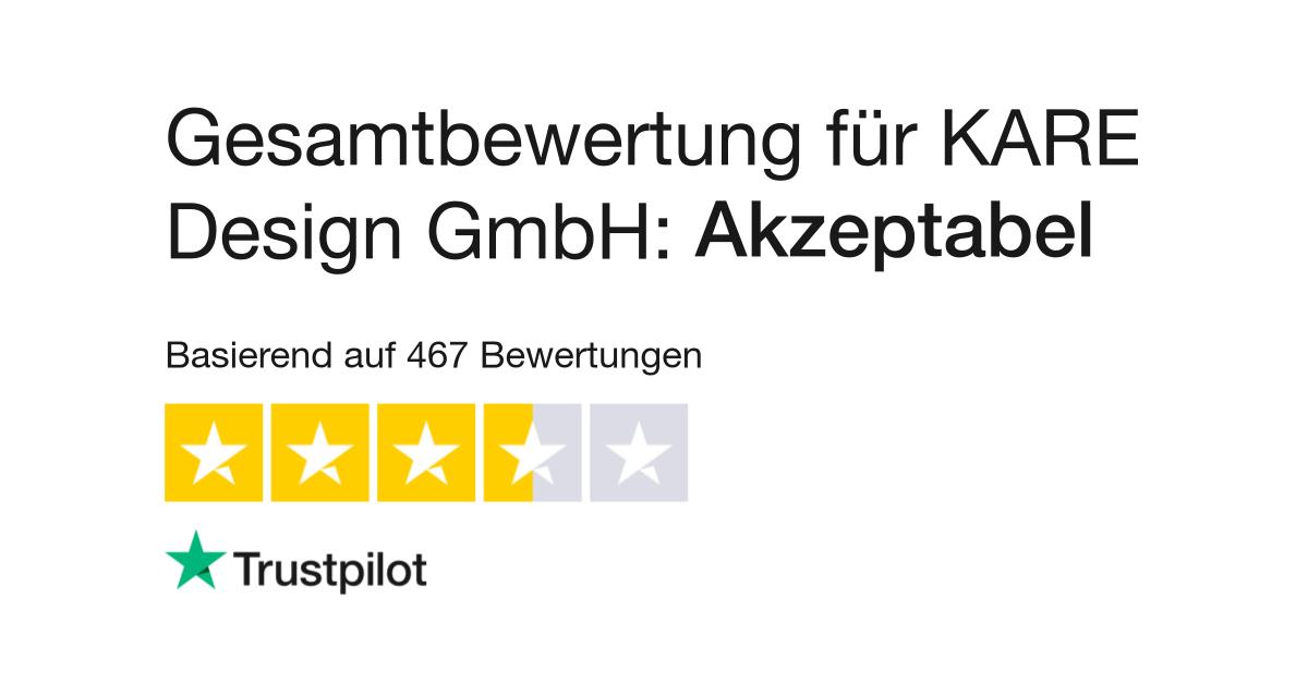 Bewertungen Von Kare Design Gmbh Kundenbewertungen Von Karede Lesen