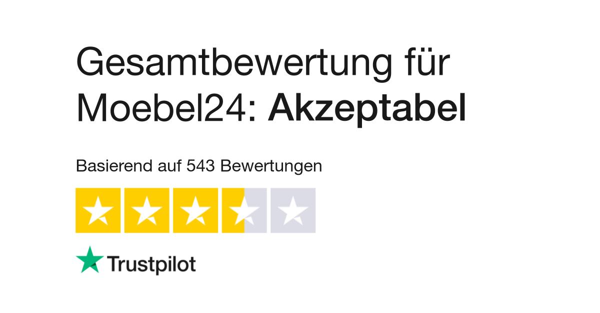 Bewertungen Von Moebel24 Kundenbewertungen Von Moebel24de Lesen