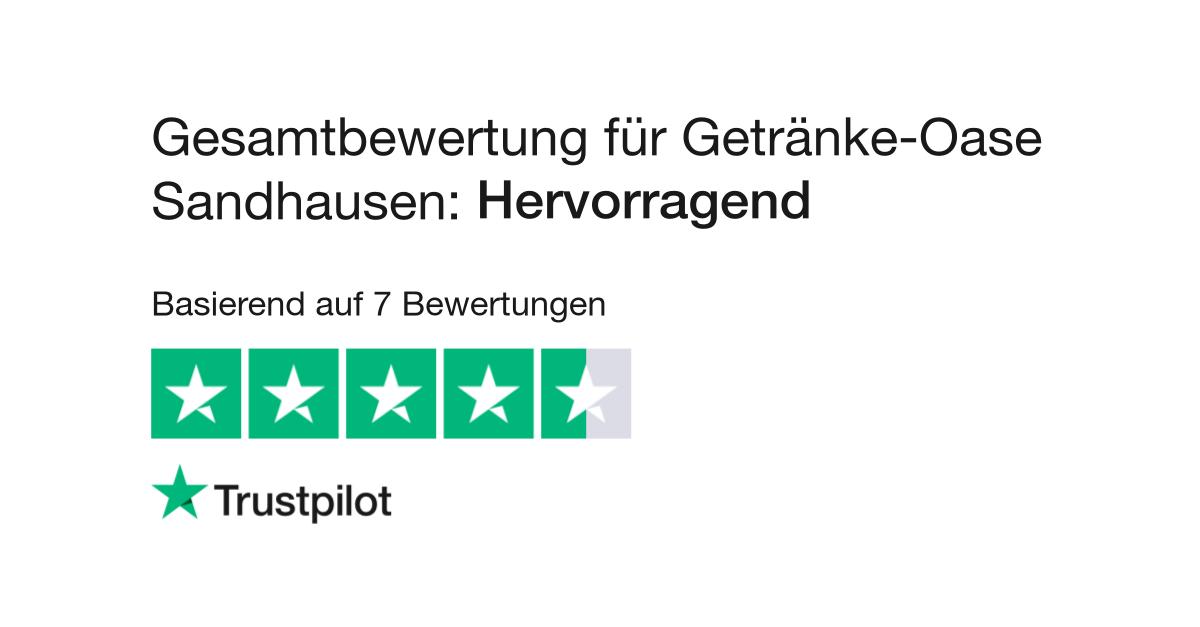 Bewertungen von Getränke-Oase Sandhausen | Kundenbewertungen von ...
