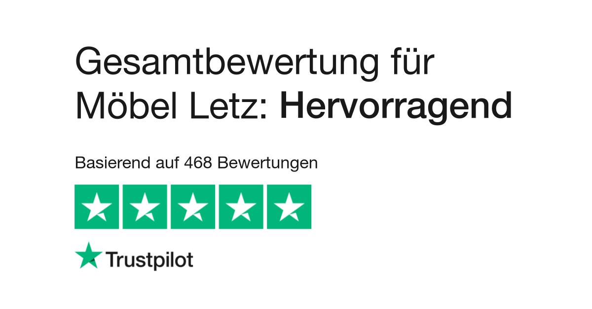 Bewertungen Von Möbel Letz Kundenbewertungen Von Wwwmoebel Letz