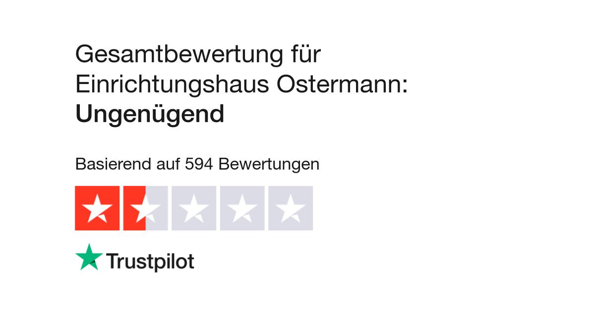 Bewertungen Von Einrichtungshaus Ostermann Kundenbewertungen Von