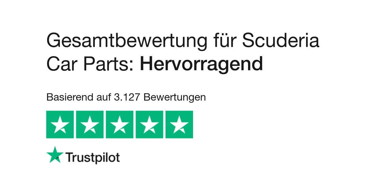 Bewertungen Von Scuderia Car Parts Kundenbewertungen Von Www
