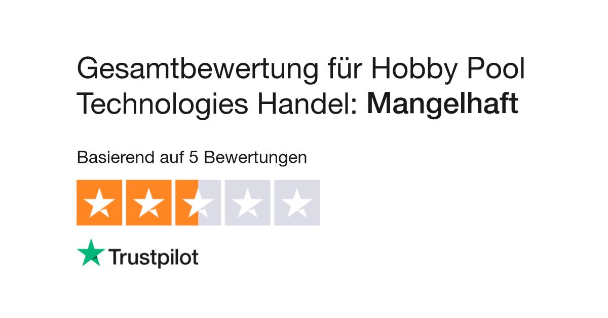 Bewertungen von Hobby Pool Technologies Handel | Kundenbewertungen ...
