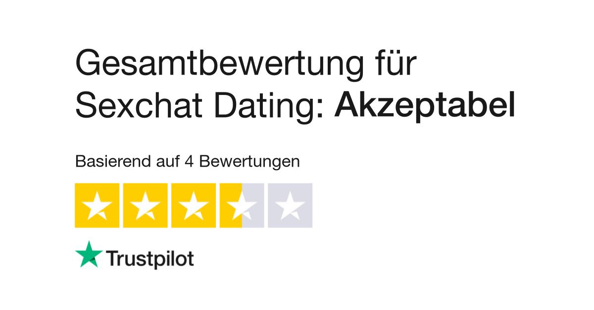Bewertungen für dating-sites