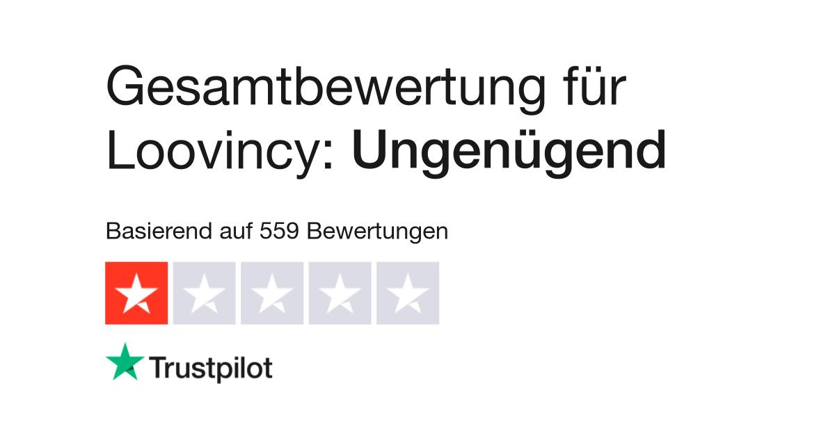 LoovincyLesen zu Kundenbewertungen zu Sie Bewertungen f7gbyvmYI6