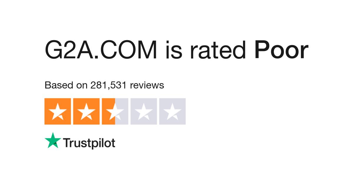 G2A COM Reviews | Read Customer Service Reviews of g2a com
