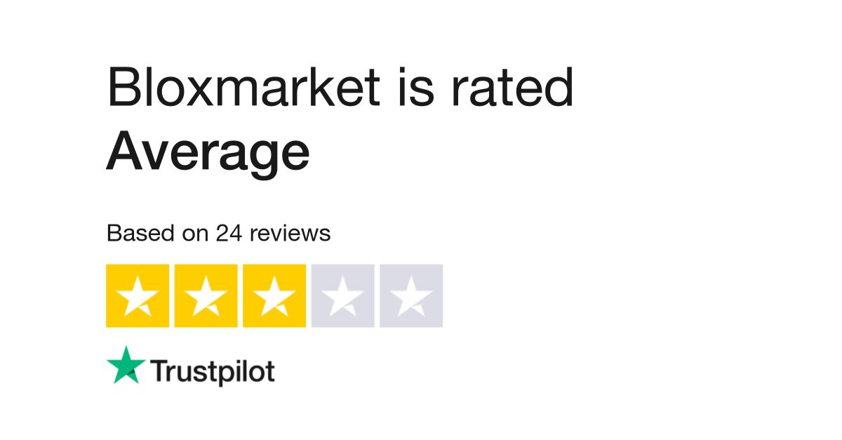 Bloxmarket Reviews Read Customer Service Reviews Of Bloxmarket Com