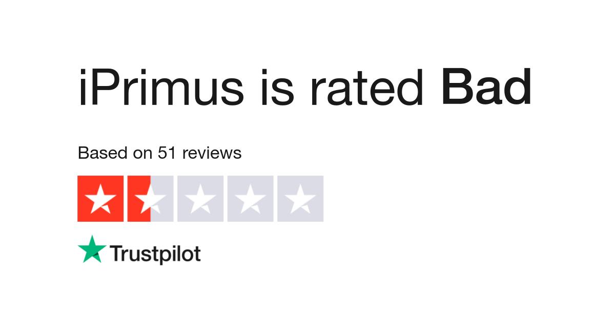 iPrimus Reviews | Read Customer Service Reviews of iprimus com au