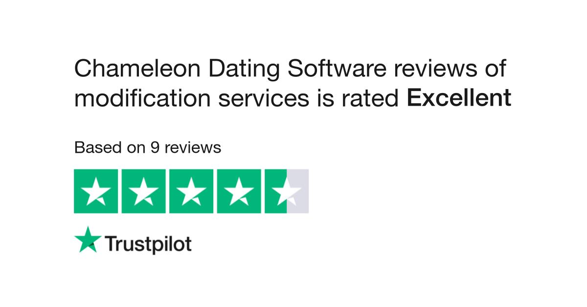 Chamäleon dating software Bewertungen