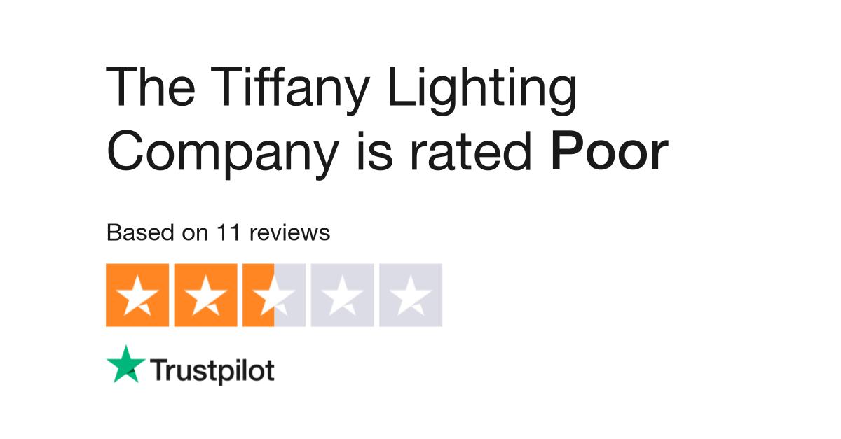 The Tiffany Lighting Company Reviews Read Customer Service