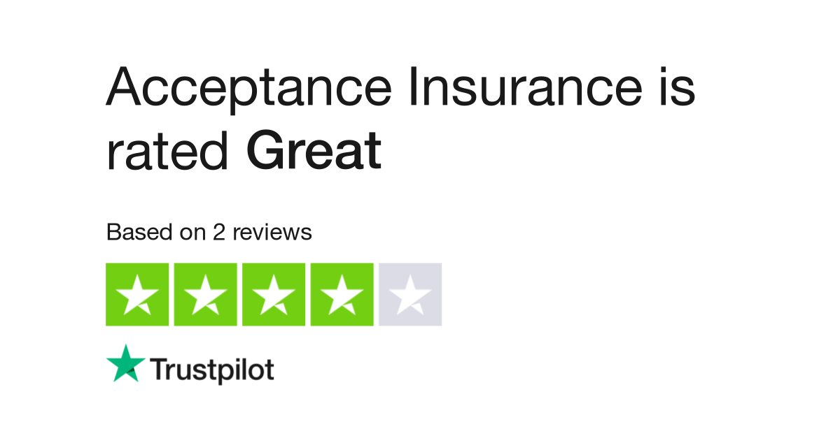 Acceptance Insurance Reviews Read Customer Service Reviews Of Acceptanceinsurance Com