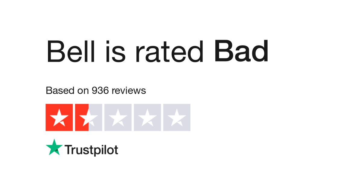 Bell Reviews | Read Customer Service Reviews of www bell ca
