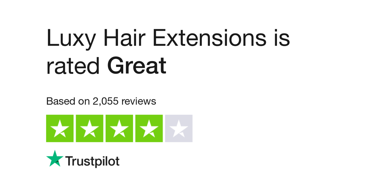 Luxy Hair Reviews Read Customer Service Reviews Of Luxyhair